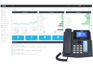 3CX IP PBX Backend
